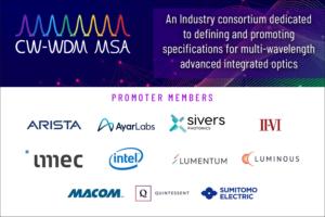 CW-WDM MSA